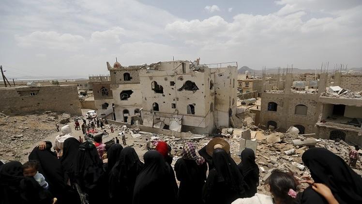 رايتس ووتش: بعض غارات التحالف في اليمن انتهكت قوانين الحرب