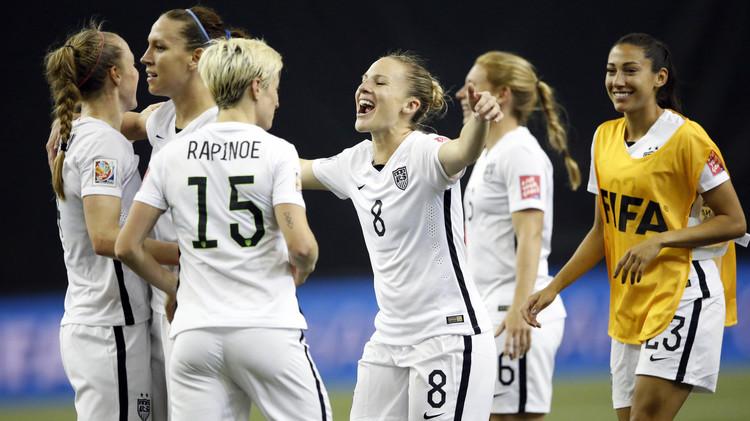 (فيديو) الولايات المتحدة إلى نهائي مونديال السيدات على حساب ألمانيا