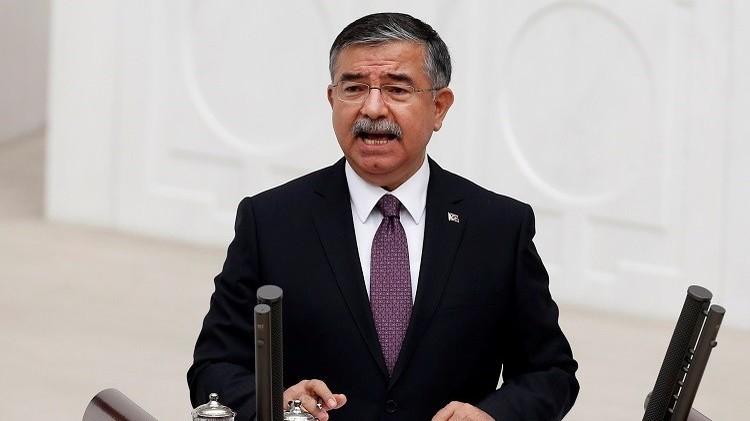 انتخاب مرشح حزب أردوغان رئيسا للبرلمان التركي