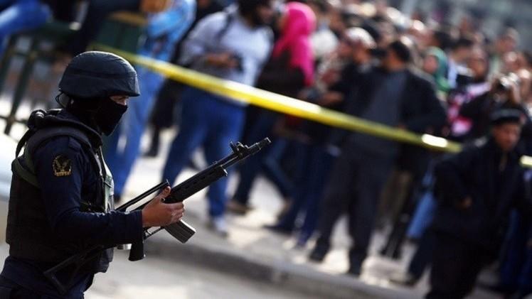 الحكومة المصرية تصادق على قانون مكافحة الارهاب
