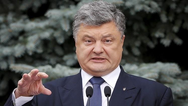 بوروشينكو يدعو الولايات المتحدة إلى تعميق التعاون العسكري الثنائي