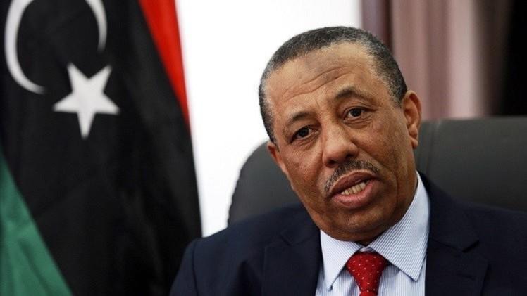 عبد الله الثني يأمل التوصل لاتفاق مع خصومه لمواجهة