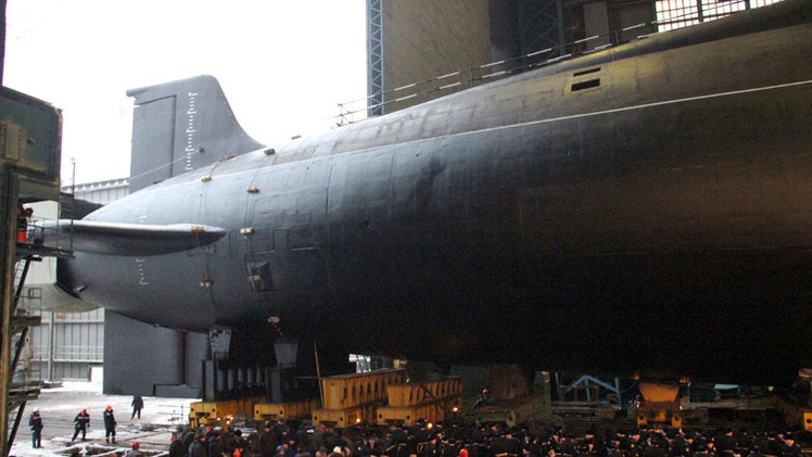 روسيا ستواصل بناء غواصات نووية بعد عام 2020