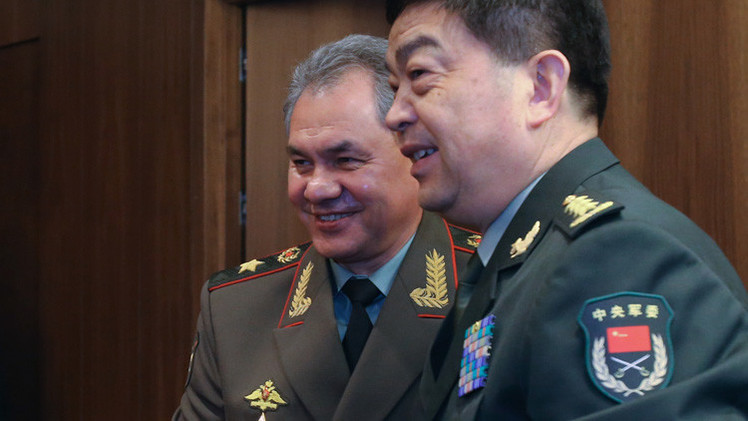 الصداقة بين الجيشين الروسي والصيني تعزز السلام العالمي