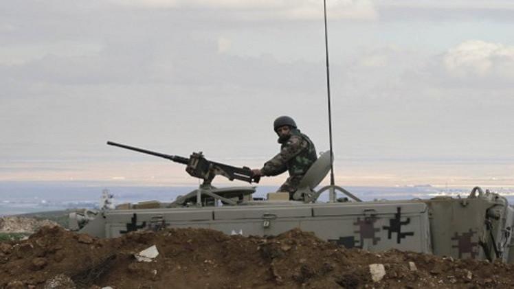 تكرار سقوط القذائف السورية في الرمثا الأردنية