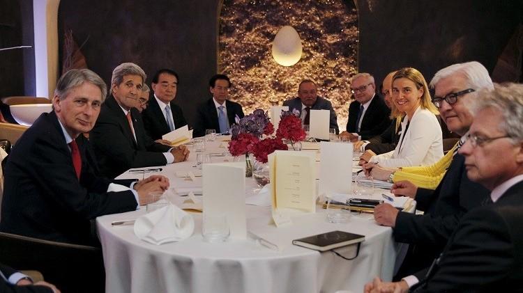 مندوب إيران في فيينا: محادثات مدير الوكالة الدولية للطاقة الذرية في طهران كانت إيجابية