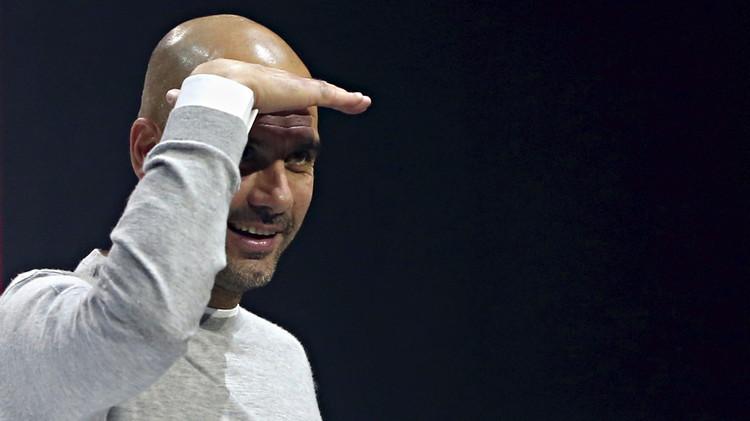 غوارديولا يؤكد صعوبة الفوز بالدوري للمرة الرابعة