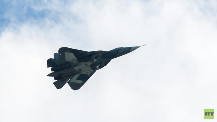 مقاتلات الجيل الخامس الروسية