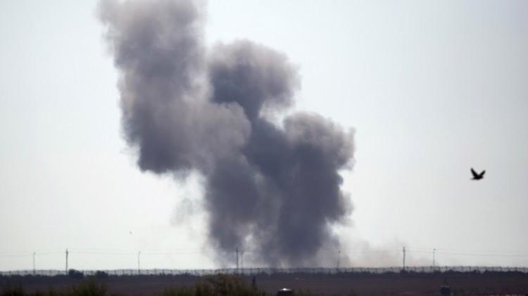 القوات الجوية المصرية تقتل 23 إرهابيا في ضربات جوية شمال سيناء
