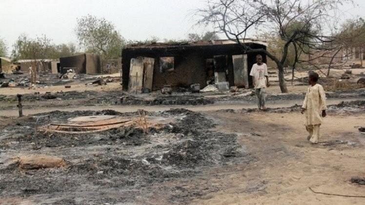 مقتل نحو 150 شخصا بهجوم لـ