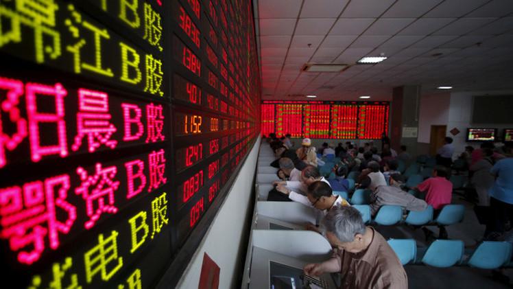 بورصة شنغهاي تتراجع أكثر من 7% خلال تعاملات الجمعة