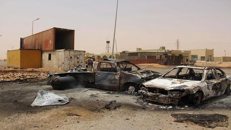 ليبيا.. مقتل نحو 6 أشخاص بتفجير عدة سيارات ملغومة في درنة