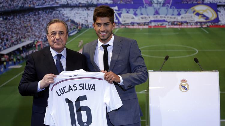 ريال يخطط لإعارة سيلفا لموسم واحد