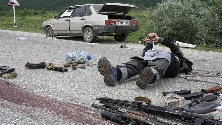 داغستان.. تصفية إرهابيين ومقتل عنصر أمن