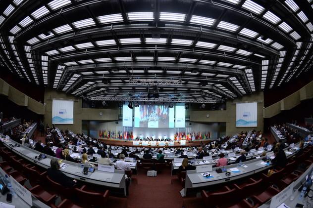 افتتاح دورة الجمعية البرلمانية لـ