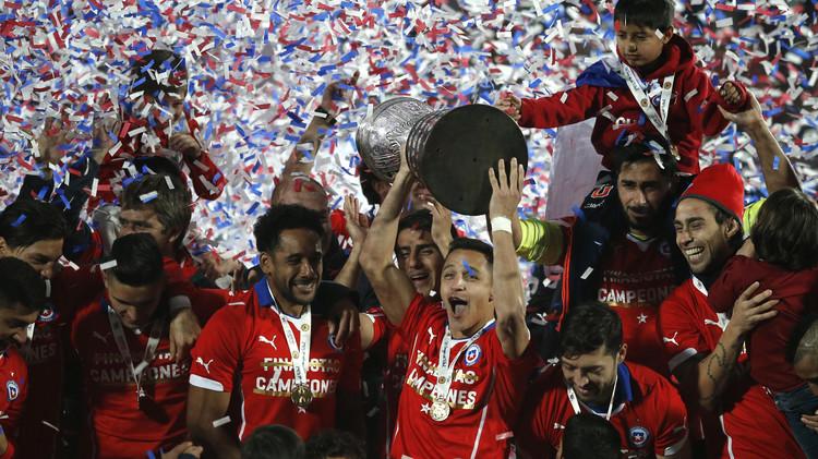 (فيديو) ركلات الترجيح تهدي تشيلي لقب كوبا أمريكا على حساب التانغو