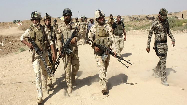 مقتل 21 من القوات العراقية خلال هجوم على الفلوجة