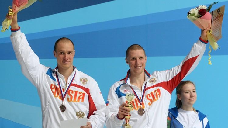 الأخوان نوفوسيولوف يحرزان باكورة ذهبيات روسيا في