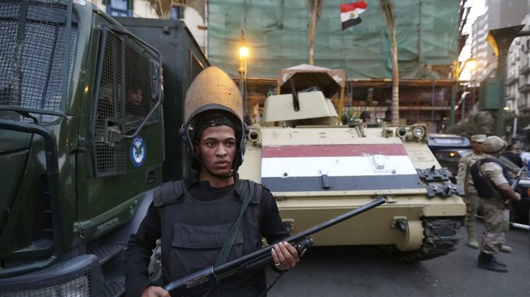 الجيش المصري يقتل 63 إرهابيا في شمال سيناء