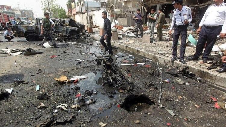 مقتل 15 شخصا بهجمات في بغداد وضواحيها