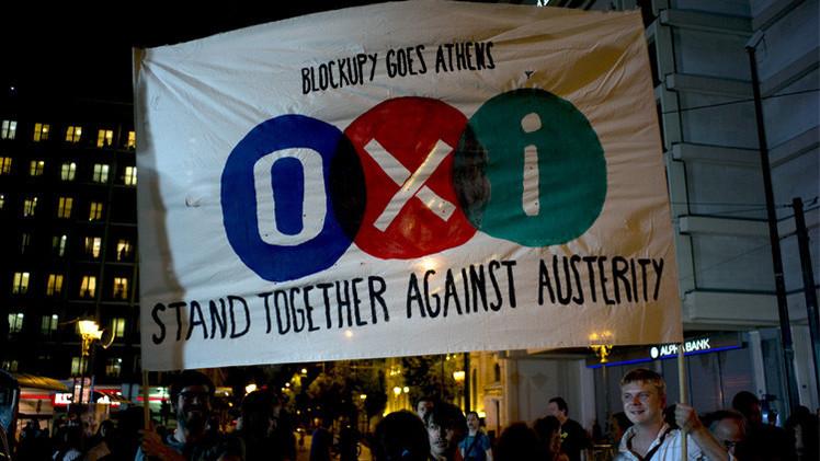 صدمة في أسواق النفط والأسهم بعد استفتاء اليونان