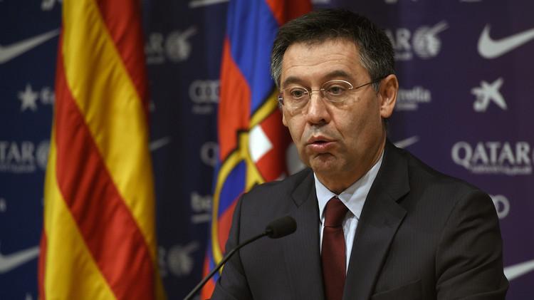 بارتوميو يكتسح لابورتا في انتخابات رئاسة برشلونة