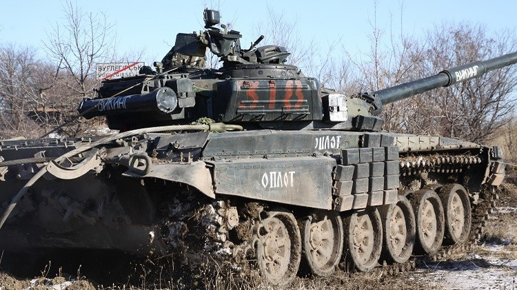 مجموعة الاتصال الخاصة بأوكرانيا تبحث سبل سحب المدافع والدبابات من منطقة النزاع