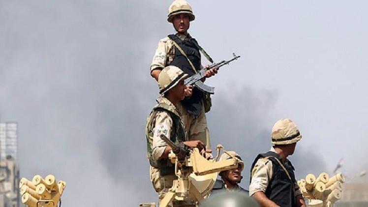 مصر: مقتل 241 مسلحا  منذ بدء العملية الأمنية في سيناء