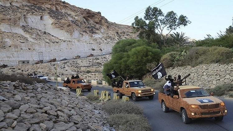 ليبيا ..