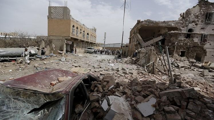 مقتل 176 شخصا خلال 24 ساعة في اليمن والتحالف يؤكد استمرار عملياته العسكرية