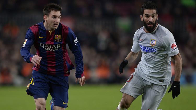 برشلونة يبرم عقدا غريبا مع التركي أردا توران