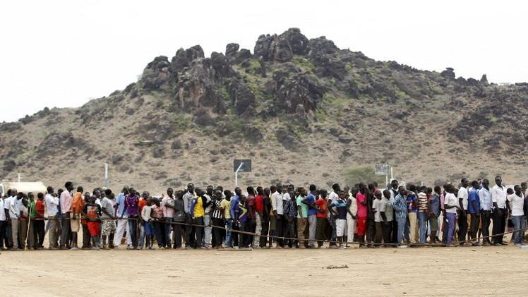 الأمم المتحدة: عدد لاجئي جنوب السودان يزيد عن 150 ألف