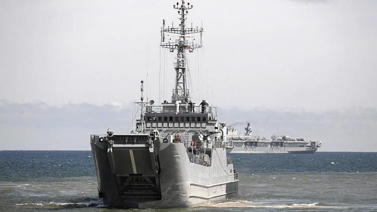 أكثر من 20 سفينة تشارك في مناورات  للناتو في البحر الأسود
