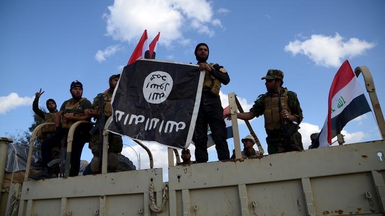 الحشد الشعبي: استسلام 35 عنصرا من داعش غربي الرمادي