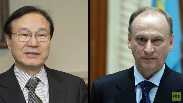 مجلسا أمن روسيا واليابان يبحثان الأمن الإقليمي  والدولي
