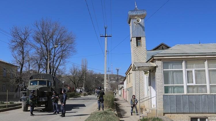 تصفية مسلح حاول تفجير محل تجاري في داغستان