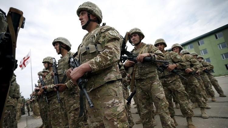 انطلاق تدريبات عسكرية لحلف الناتو في جورجيا