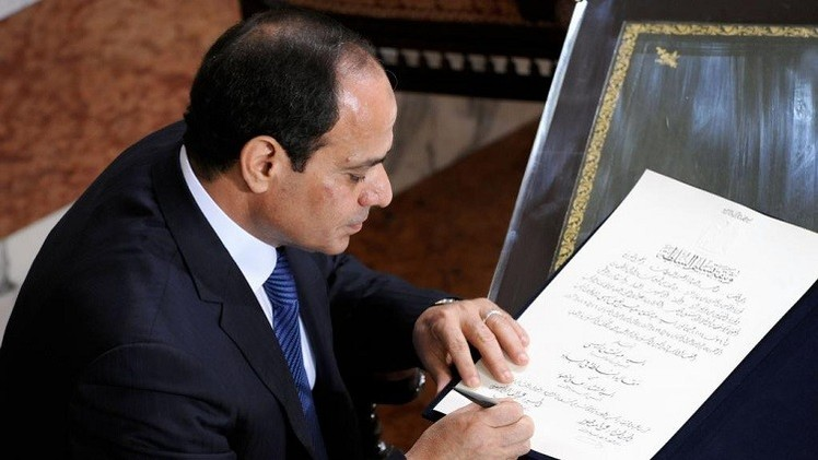 مصر..إعادة مناقشة مشروع قانون مكافحة الإرهاب المثير للجدل