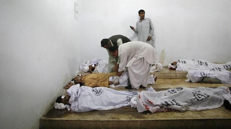 مقتل 20 شخصا على الأقل في حادث تصادم حافلتين قرب إسلام اباد