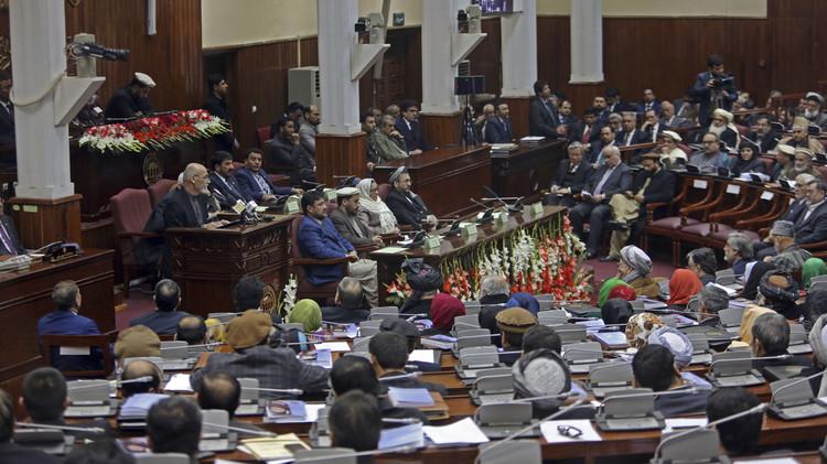 البرلمان الأفغاني يرفض تعيين امرأة بمنص رئيسة  المحكمة العليا