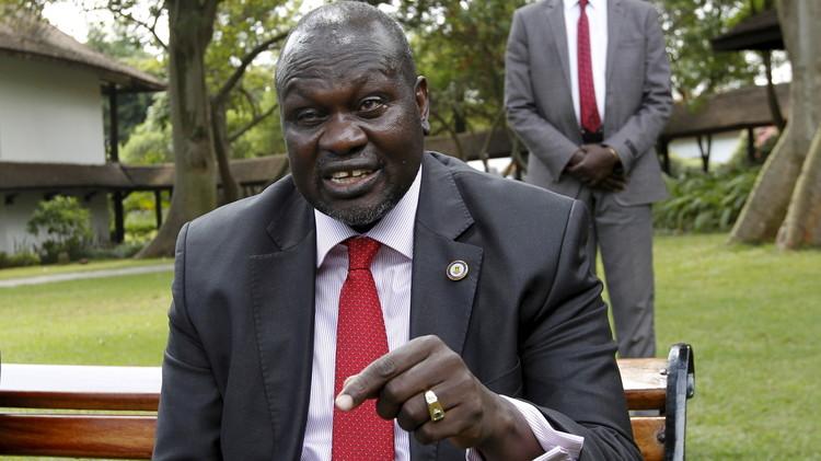 زعيم المتمردين في جنوب السودان يتوعد سلفا كير
