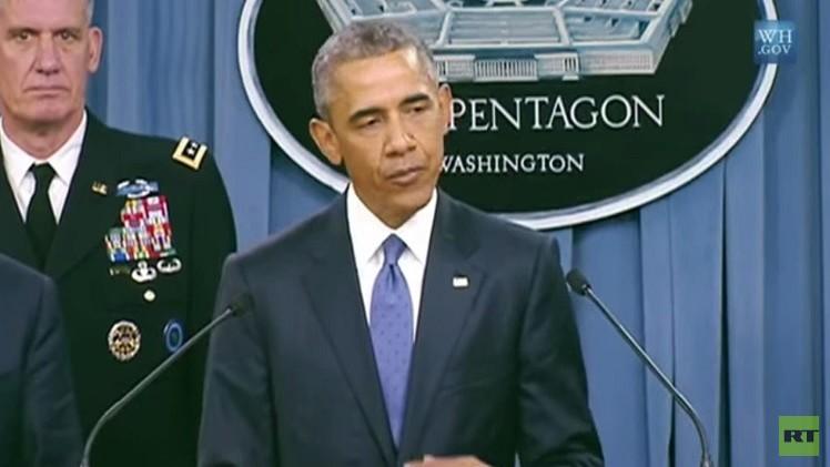 أوباما: نسرع تدريب قوات