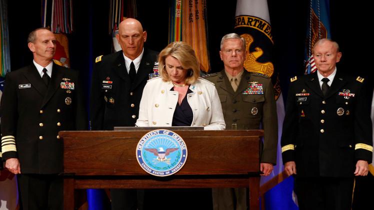 القوات الجوية الأمريكية تعتبر روسيا أكبر تهديد لواشنطن