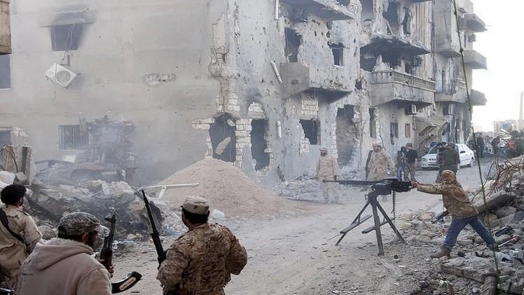 مقتل 16 من الجيش في بنغازي وضابط مخابرات في مصراتة