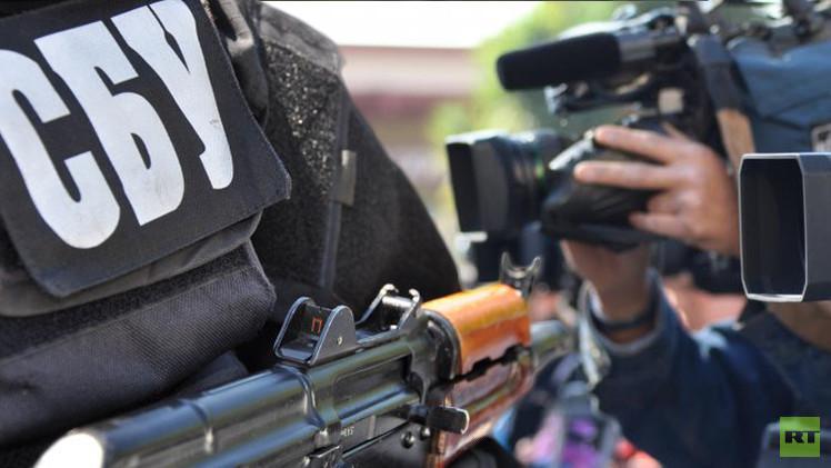 كييف تكثف حملة ملاحقة الصحفيين الروس