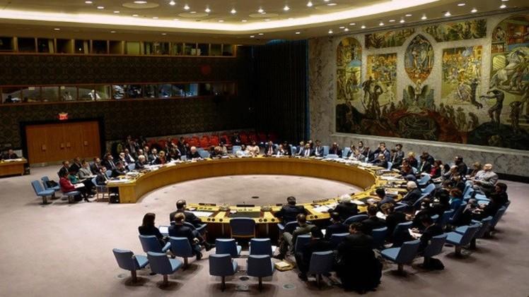مشروع قانون أمريكي في مجلس الأمن يحدد المسؤولين عن استخدام الكيماوي في سوريا