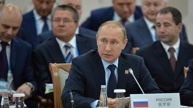 بوتين: قمة أوفا تطلق مرحلة جديدة في تنمية منظمة شنغهاي للتعاون