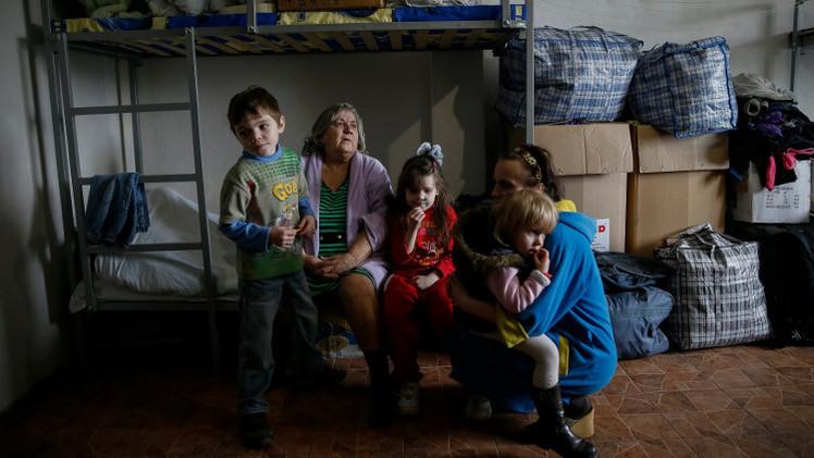 الأمم المتحدة: 5 ملايين شخص في أوكرانيا  بحاجة لمساعدات إنسانية