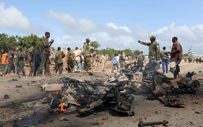 الصومال.. ارتفاع حصيلة قتلى الهجوم على فندق بمقديشو إلى 6 أشخاص