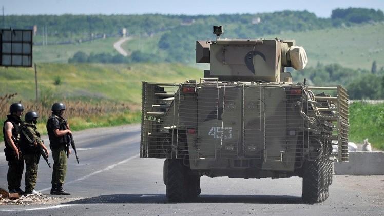 دبلوماسي أوكراني: نحصل على أسلحة من أكثر من  10 دول غربية